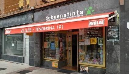 G.Luis - Tenderina 191
